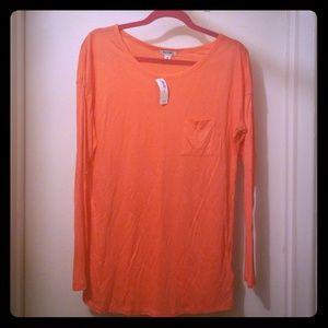 Long Sleeve pocket Shirt